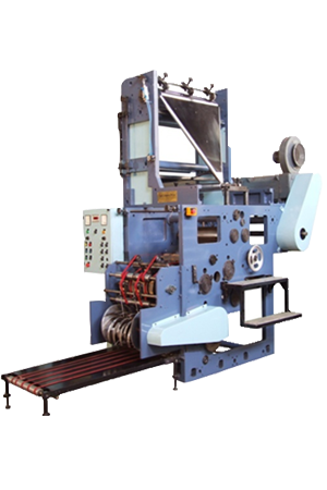 Folder - Web Offset Printing Machine