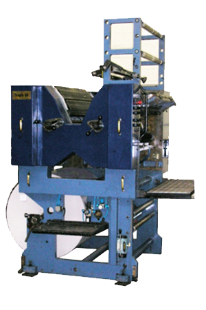 Mono Unit (Single Color Offset Printing Press) - Web Offset Printing Machine