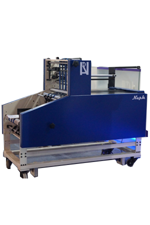 Stacker - Web Offset Printing Machine